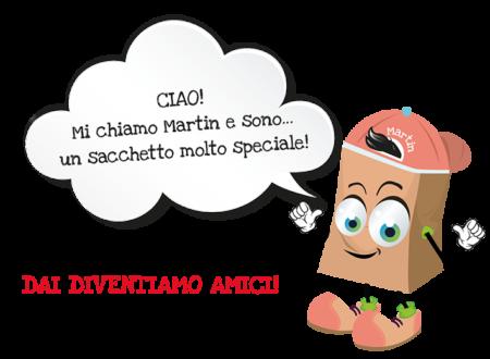 CIAO DIVENTIAMO AMICI